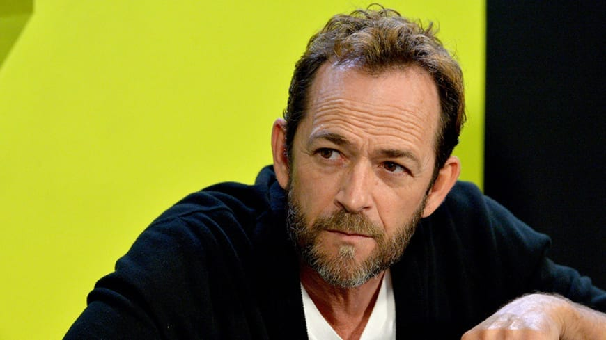 Luke Perry død